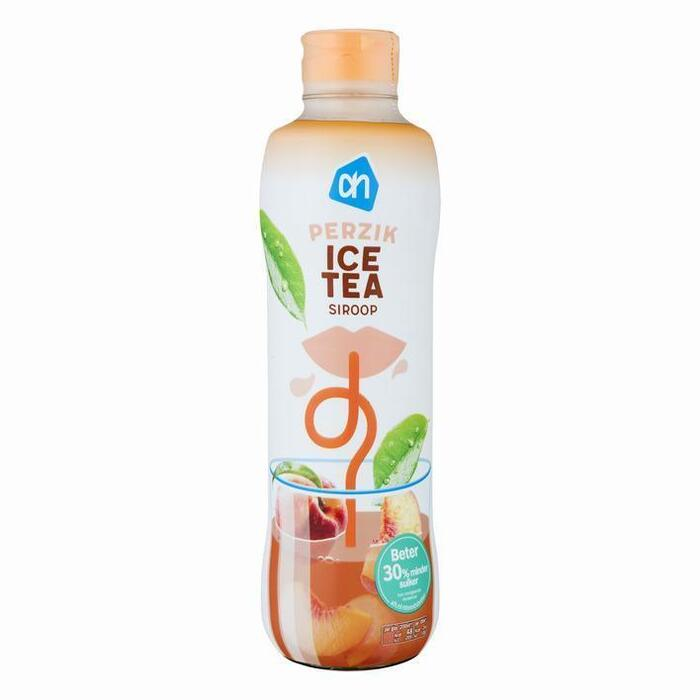 AH Ice tea perzik siroop (0.75L)