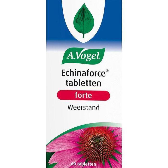 Echinaforce tabletten (tabletten, 60 st.)