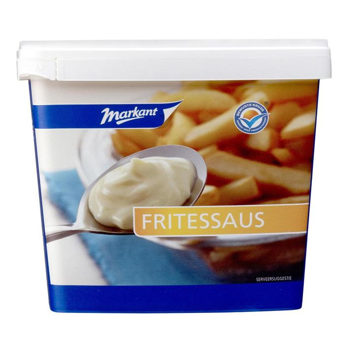 Markant Fritessaus (bak, 0.75L)