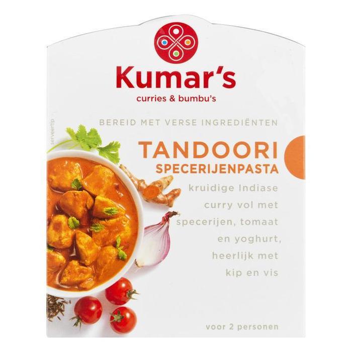 Kumar's Curries & Bumbu's Tandoori Specerijenpasta 80 ml (80ml)