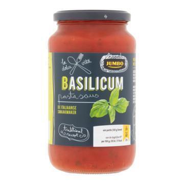 Jumbo La Dolce Vita Basilicum Pastasaus 620 g (620g)