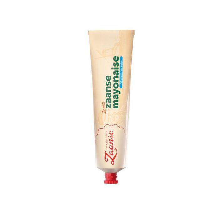 Zaanse mayonaise natriumarm (tube, 170ml)