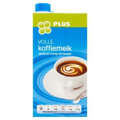 Koffiemelk vol (47.1cl)