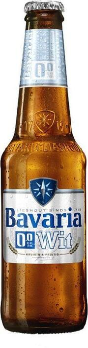 Bavaria 0.0% Wit (rol, 6 × 30cl)