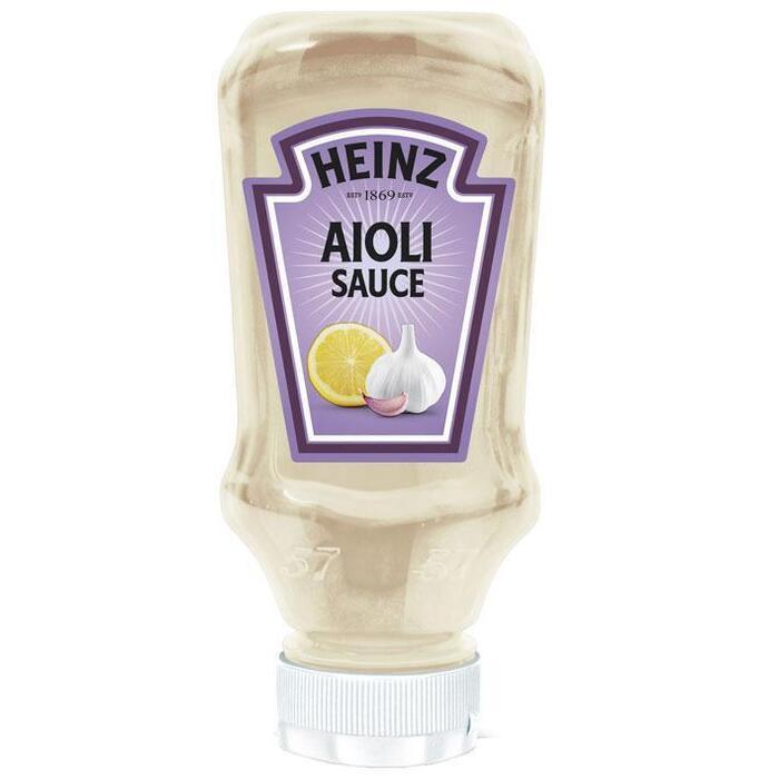 Heinz Aioli sauce (220ml)