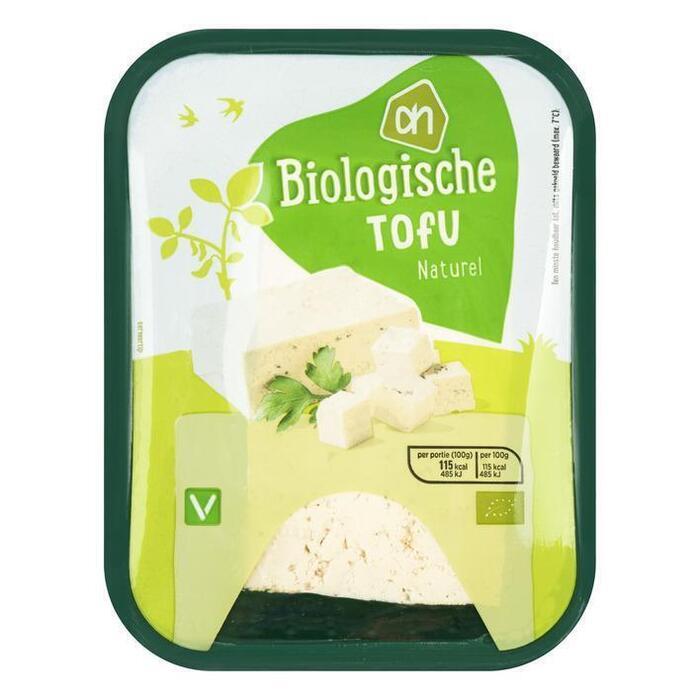 Biologische Tofu Naturel (bak, 375g)