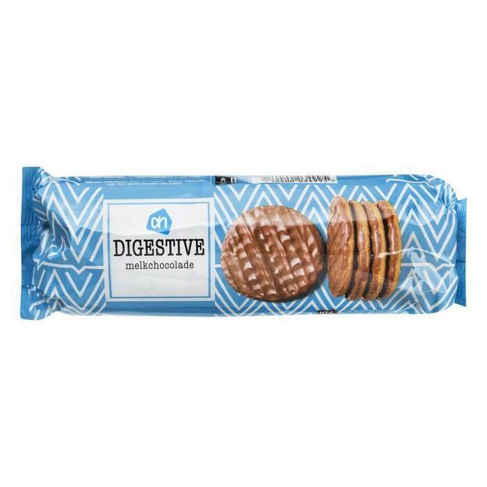 AH Chocolade tarwe biscuit melk (300g)