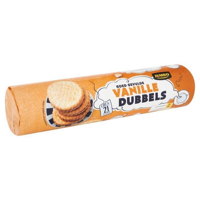 Jumbo Goed Gevulde Vanille Dubbels 500g (500g)