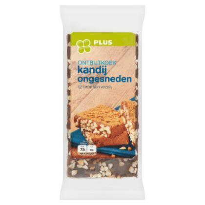 Ontbijtkoek parelkandij staand (350g)