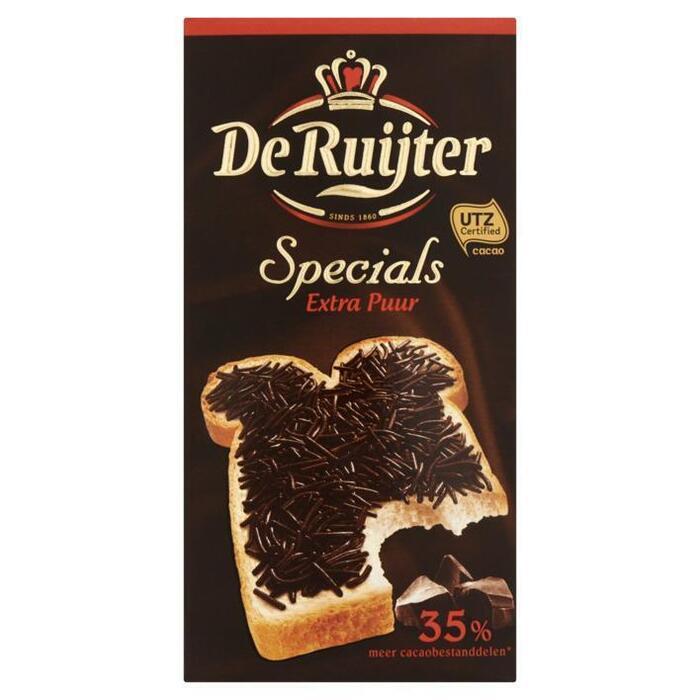 Chocoladehagel extra puur (240g)