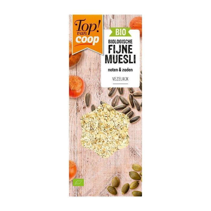Top! Van Coop Fijne muesli noten & zaden (350g)
