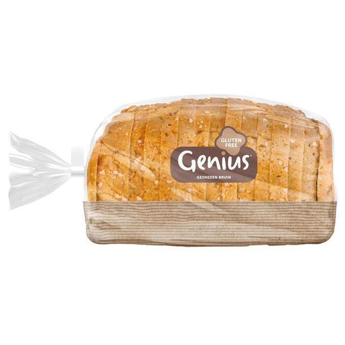 Genius Bruinbrood glutenvrij (400g)