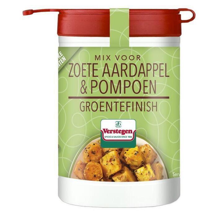 Verstegen Groentefinish pompoen zoete aardappel (55g)