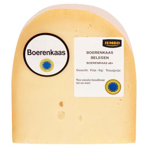 Jumbo Boerenkaas 48+ Belegen ca. 450 g
