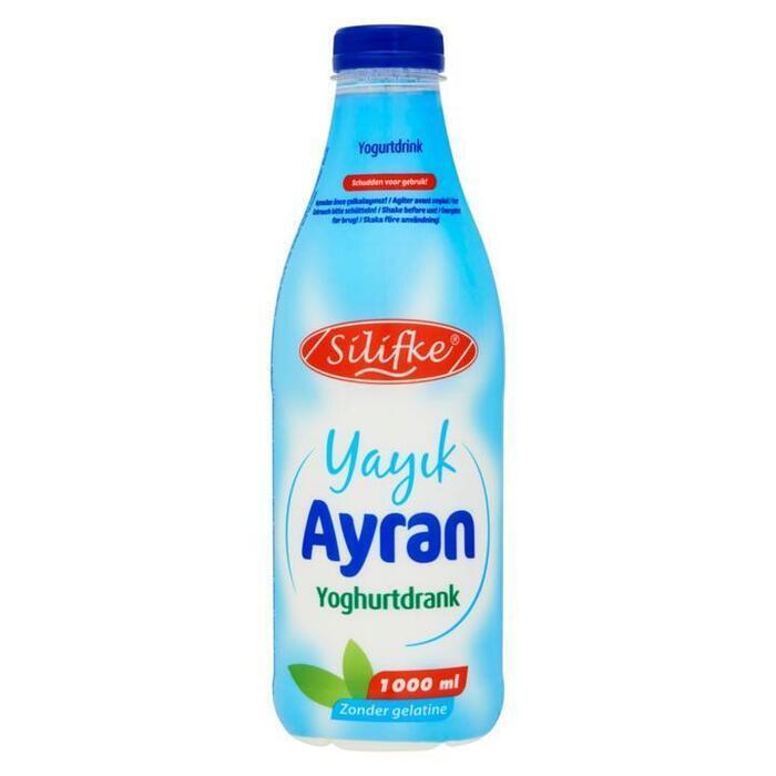Silifke Ayran Yoghurtdrank 1000ml (1L)