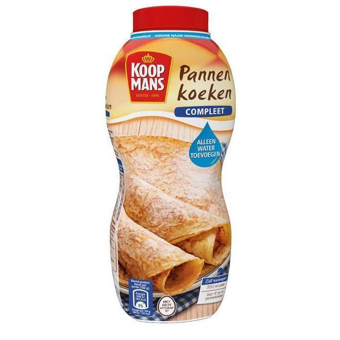 Koopmans Shaker pannenkoeken compleet (210g)
