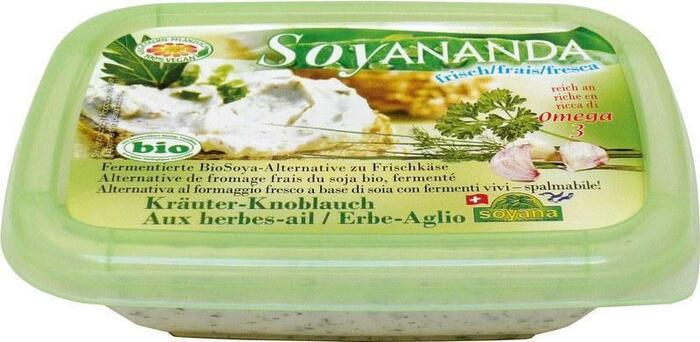 Roomkaas kruiden-knoflook (140g)
