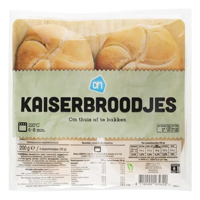 Kaiserbroodjes (200g)