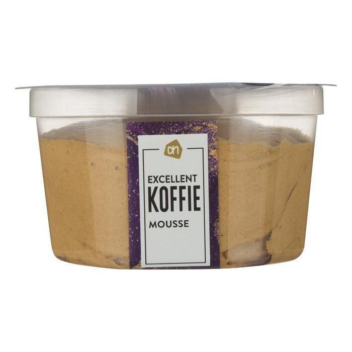 AH Excellent Mousse koffie (75g)