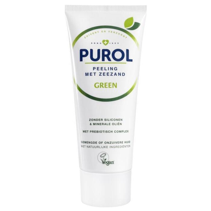 Purol Green peeling (100ml)