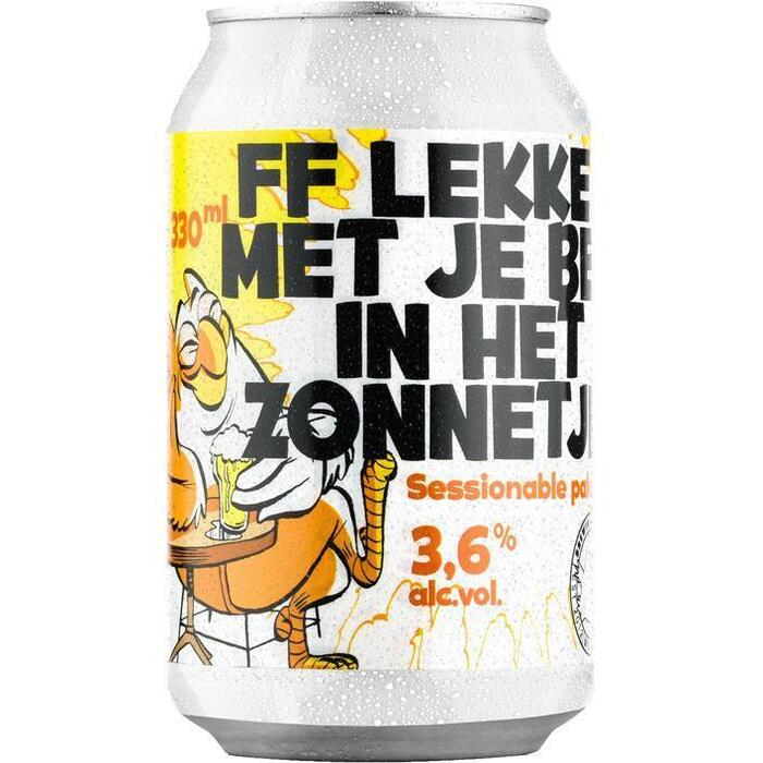 Uiltje Brewing FF lekker (33cl)