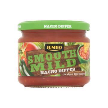 Jumbo Smooth Mild Nacho Dipper 300g (300g)