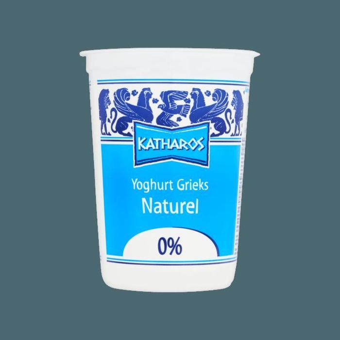 Griekse Yoghurt naturel (bak, 450g)