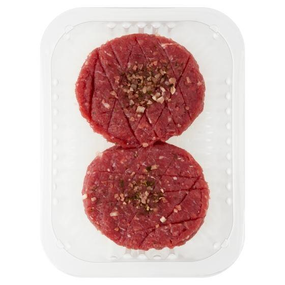 DEEN Duitse biefstuk 2 stuks (2 × 100g)