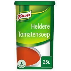 Knorr Heldere Tomatensoep 1.125KG 6x (6 × 1.13kg)
