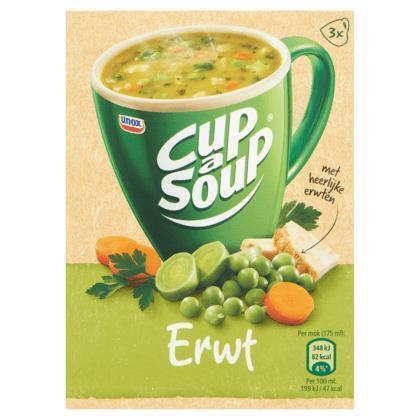 Cup-a-Soup erwtensoep (3 × 63g)