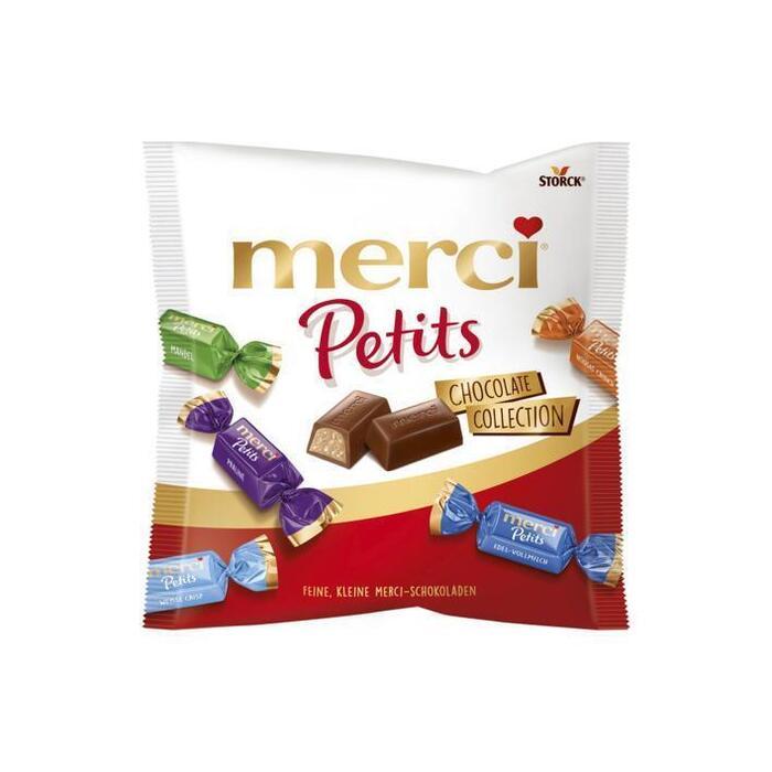 Merci Petits chocolate collection (125g)