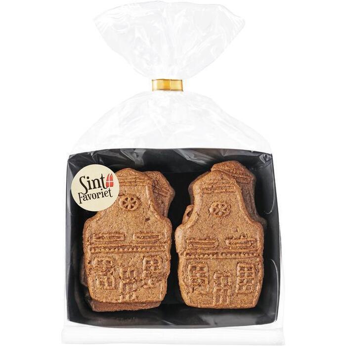 AH Zaans huisje koekjes