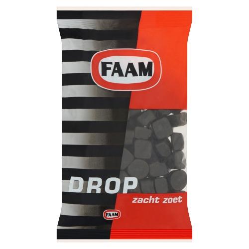 Faam Drop Zacht Zoet 500g (500g)
