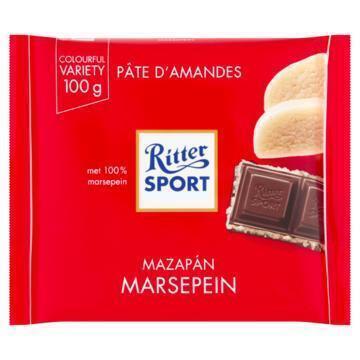 Ritter Sport, Marzipan (100g)