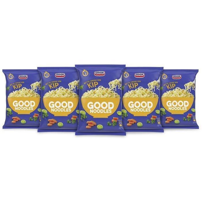 Unox Good noodles kip (350g)