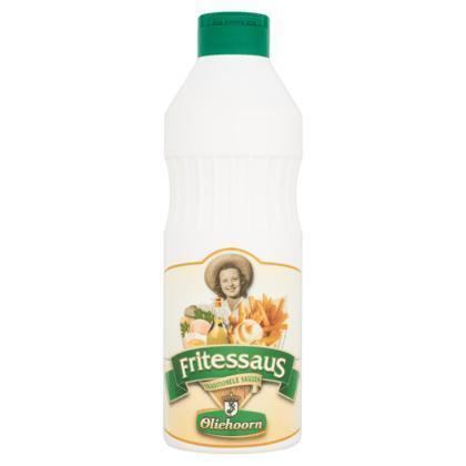 Fritessaus (knijpfles, 0.9L)