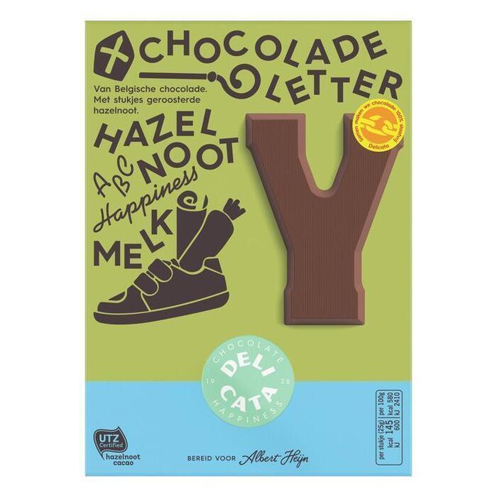 Delicata chocoladeletter melk hazelnoot (100g)