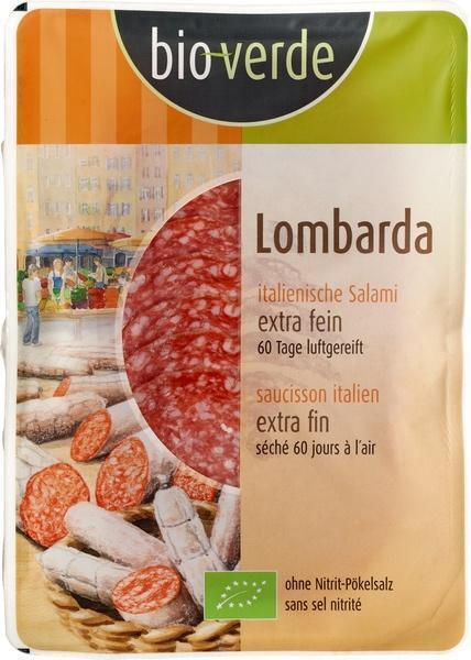 Salami lombarda (gesneden) 80 gr (80g)
