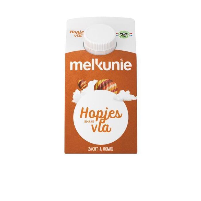 Melkunie Hopjessmaak Vla 0,5 L (Stuk, 0.5L)