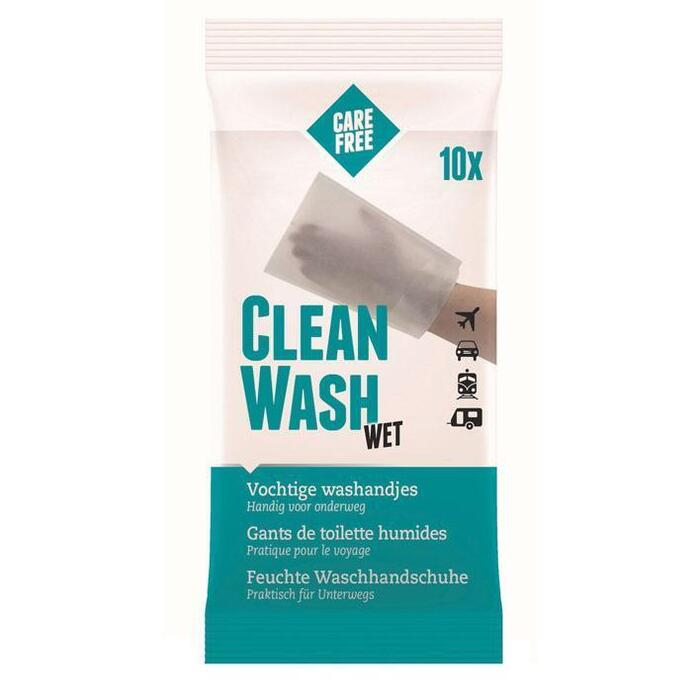 Care Free Clean wash wet (255g)