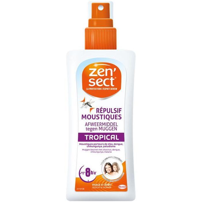 Zensect Tropical spray (100ml)