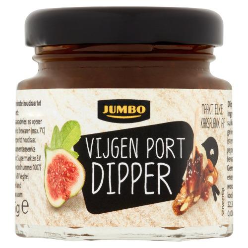 Jumbo Vijgen Port Dipper 45g (45g)