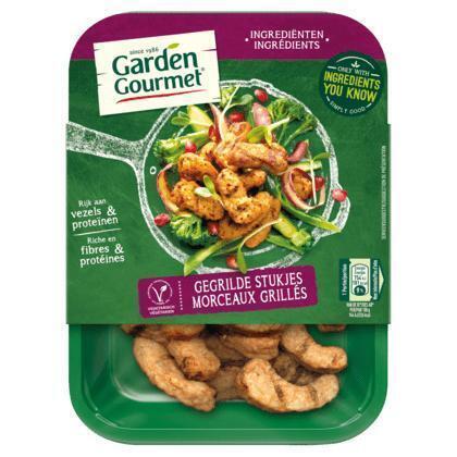 Garden Gourmet Gegrilde Stukjes 175 g (175g)