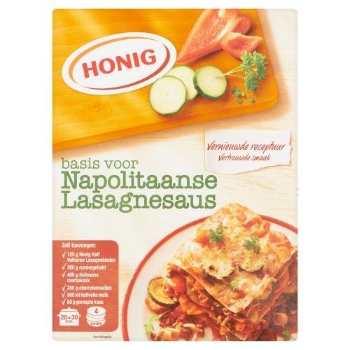 Honig Mix voor Napolitaanse lasagnesaus (89g)