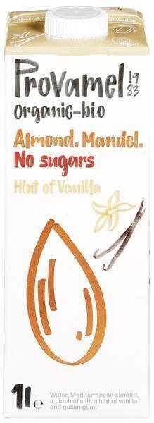 Amandeldrink 'hint of vanilla' (1L)
