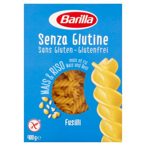 Barilla Senza Glutine Fusilli 400 g (400g)