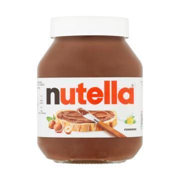 Nutella (pot, 825g)