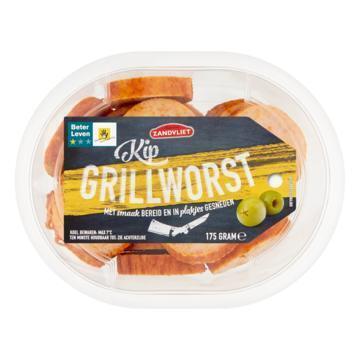 Zandvliet Borrel Kip grillworst (175g)