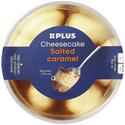 Cheesecake karamel (100g)