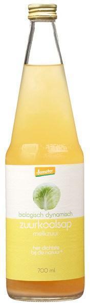 Zuurkoolsap Melkzuur (glas, 0.7L)